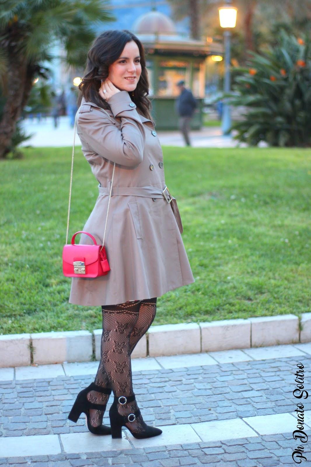 Fashion tips calze a rete!