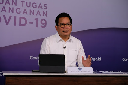 Wiku Klaim Penanganan Covid-19 di 10 Provinsi Prioritas Semakin Membaik, Tapi Kasus Corona Sulsel Naik
