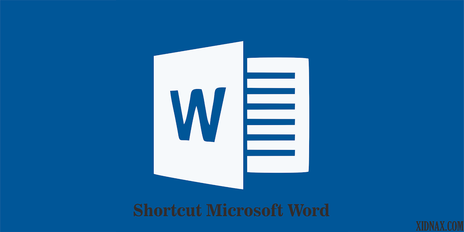18 Kombinasi Tombol Pada Microsoft Word Paling Sering Digunakan