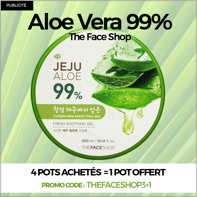 The Face Shop Aloe Vera 99%
