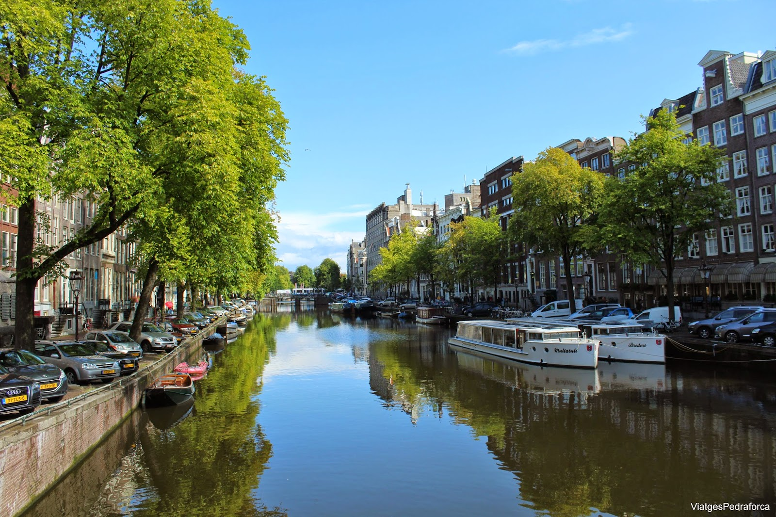 Canal Single Amsterdam Holanda Països Baixos