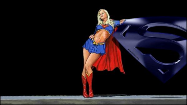 Profil: Supergirl, Sepupu dari Superman