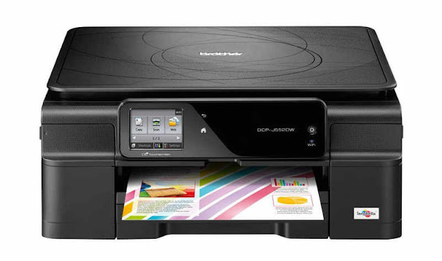 Brother DCP-J552 Driver Download