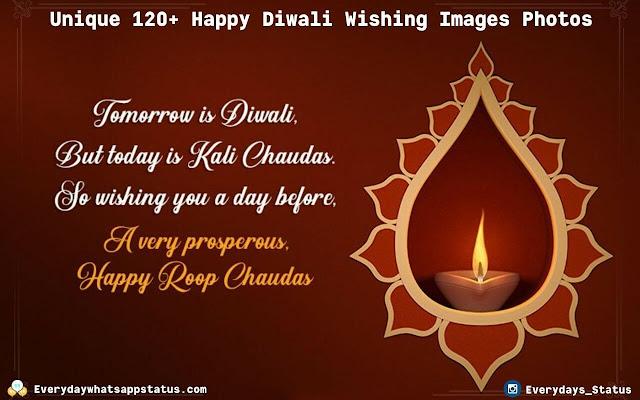 Unique 120+ Happy Diwali Wishing Images Photos | Everyday Whatsapp Status