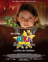 Kika superbruja y el libro de hechizos (2009)