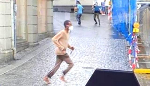 Τουλάχιστον 3 νεκροί από επιθεση με μαχαίρι στην Γερμανία