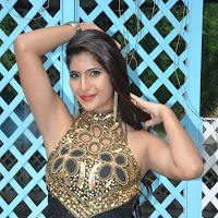 beautifum Neha Saxena hot in prom gown