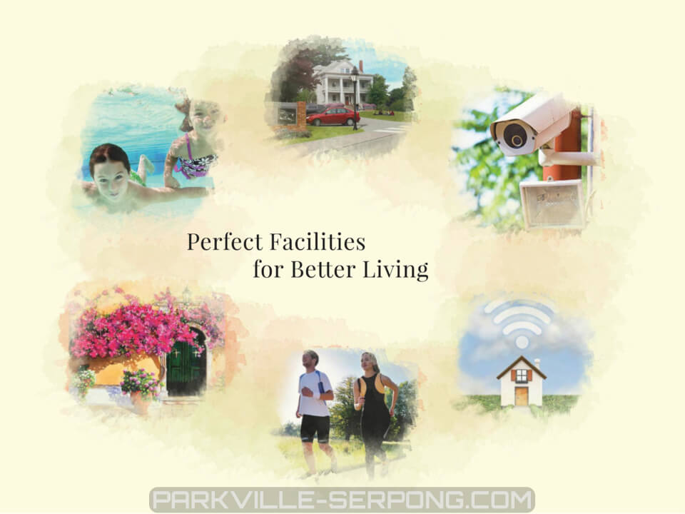 ParkVille Serpong Facilities