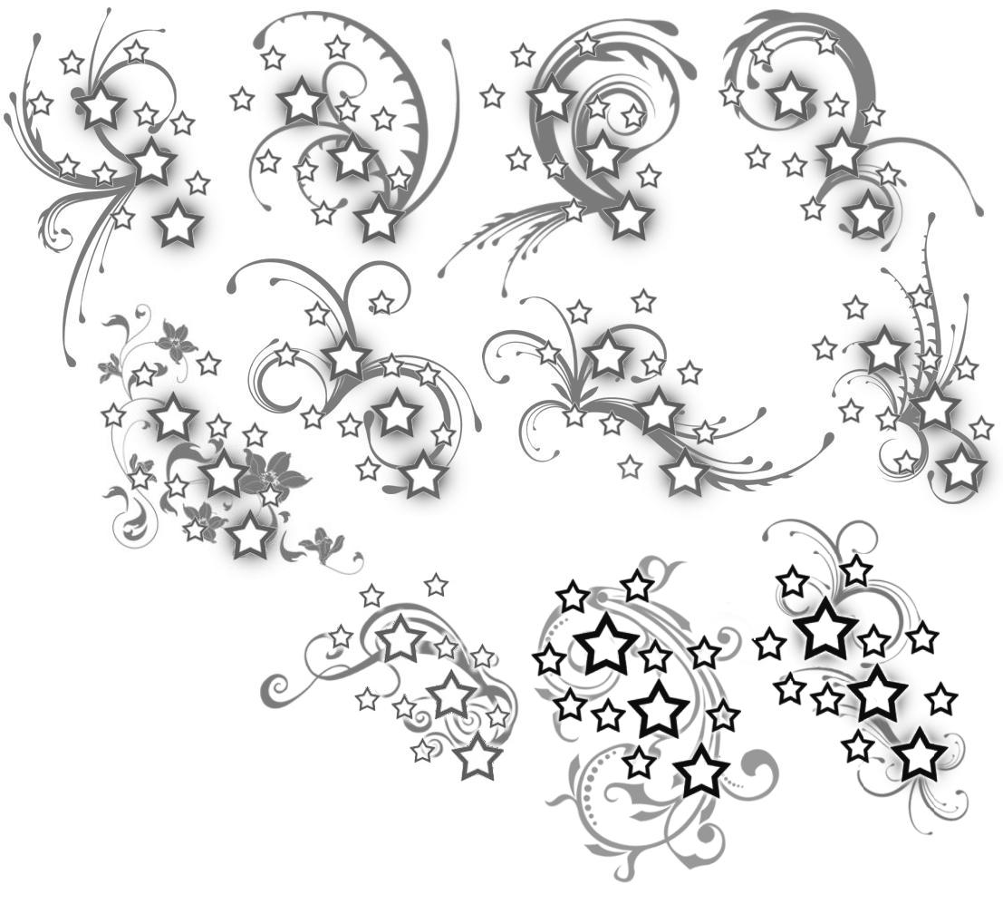 mlxkmdmz Stock Illustration Swirl Design Elements image ...