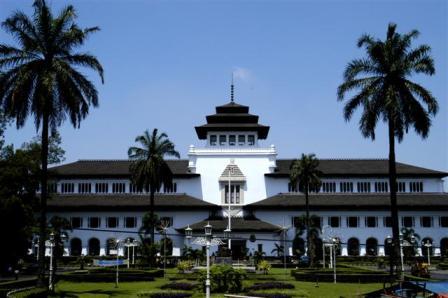 Gedung Sate, Bandung, Jawa Barat