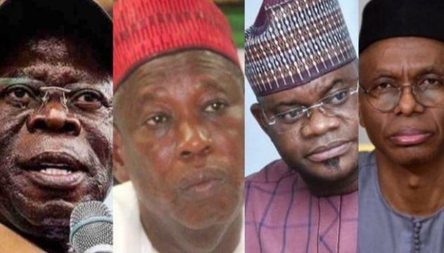 Oshiomhole, Ganduje, Yahaya Bello, El-Rufai On US Visa Ban List