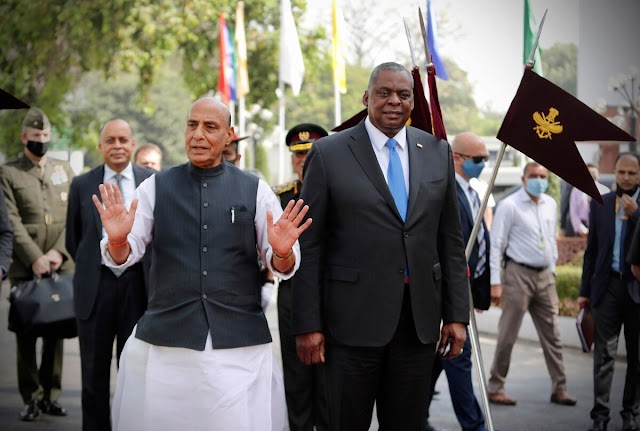 India and United States to expand military engagement, defense ties