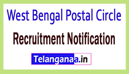 West Bengal WB Postal Circle Recruitment Notification