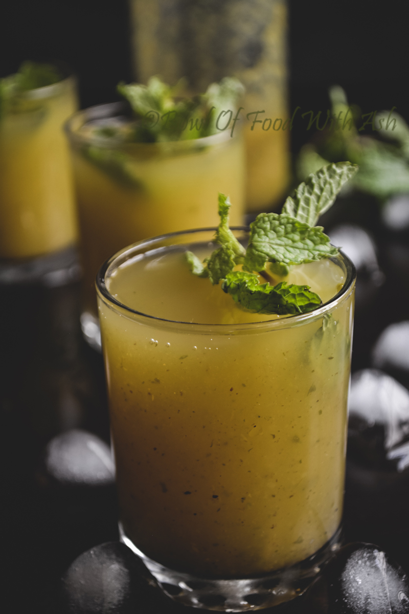 Aam Panna Recipe | How To Make Raw Mango Drink