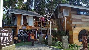 Taman Selfie Binjai : Cafe Kekinian Yang Mengusung Konsep Untuk Berselfie
