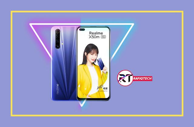 لإعلان الرسمي عن هاتف Realme X50m 5G موصفات وسعر يبدأ من 282 دولار