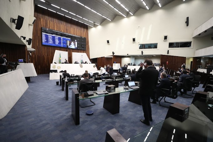 Veja quem foram deputados que votaram contra e a favor da cessão de rodovias estaduais para o Governo Federal