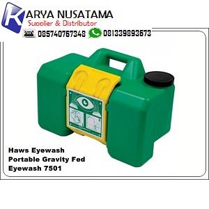 Distributor Portable Gravity Fed Eyewash 7501 di Sumatera