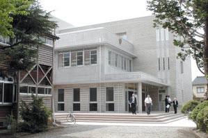 田中小学校校舎改築工事完了 工事費8億6400万円