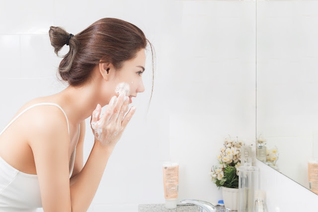 rekomendasi facial wash