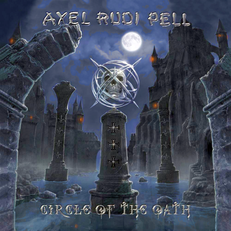 AXEL RUDI PELL - Circle Of The Oath (2012) limited edition bonus