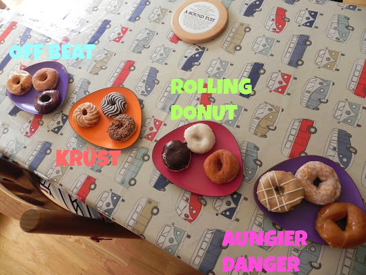 Tasting the best donuts in Dublin (with the best donutology experts!)