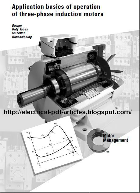 Electrical-Articles-PDF : 3 Phase Induction Motor PDF Free PDF download