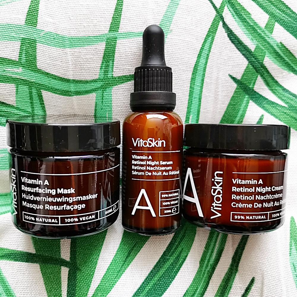VitaSkin, Vitamin A, Holland And Barrett