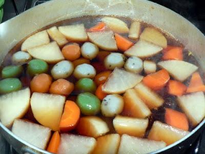 タラ以外鍋に入れる