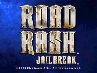 Road Rash Jailbreak Iso PS1 - Download Game PS1 PSP Roms