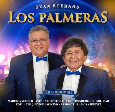 LOS PALMERAS - SEAN ETERNOS (CD COMPLETO 2019)