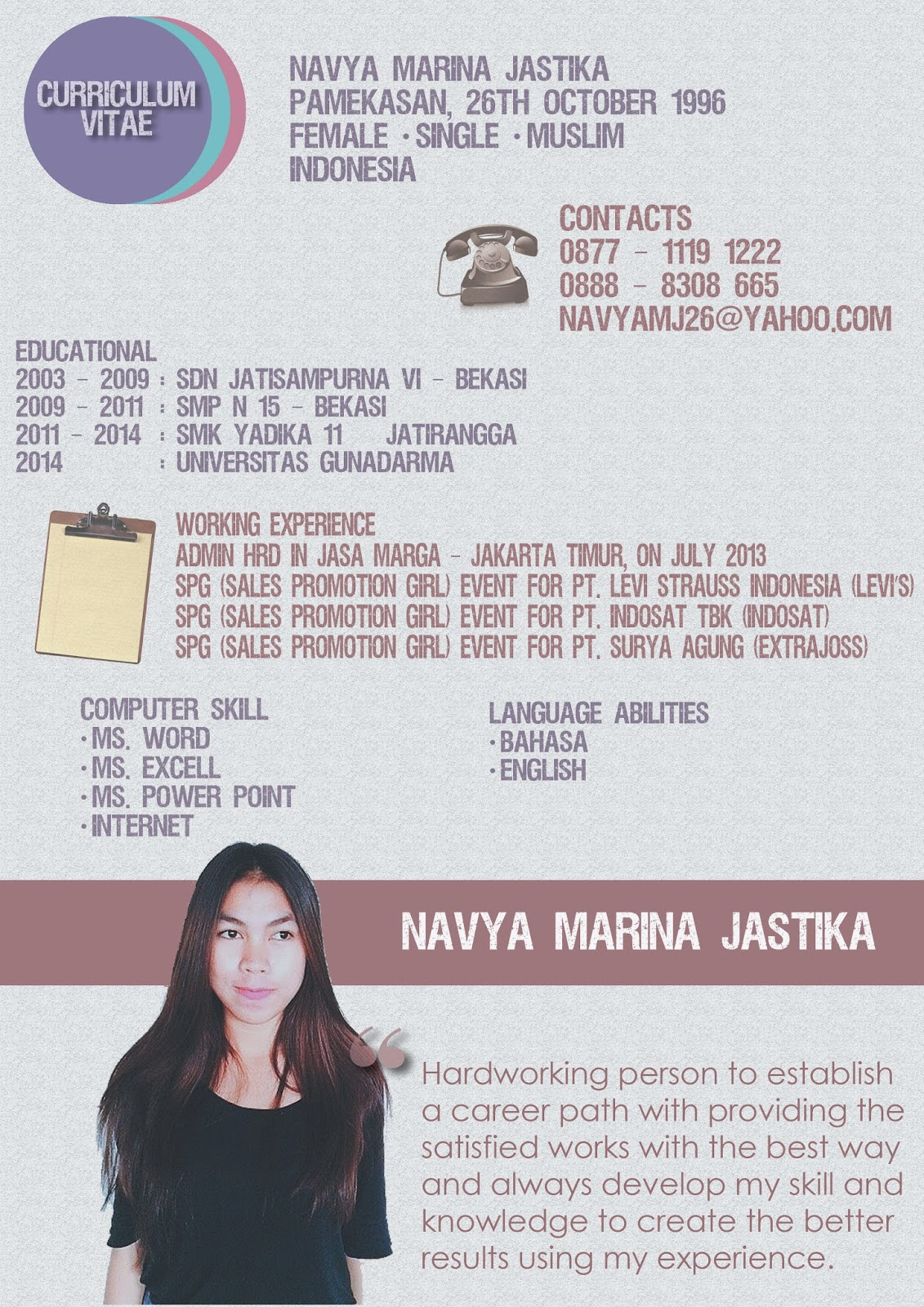 Curriculum Vitae Kreatif Doc Pay Someone To Write A Paper For You