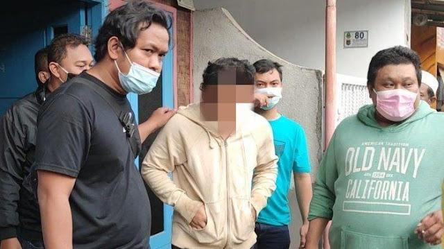 Pelaku Penodongan Imam Masjid di Depok Diduga Gangguan Jiwa, Dibawa ke RS Polri