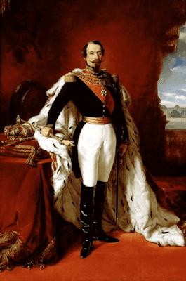 retrato napoleao terceiro