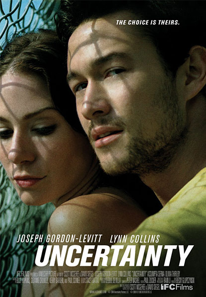 Uncertainty BRRip [720p HD] Subtitulos Español Latino [Descargar]