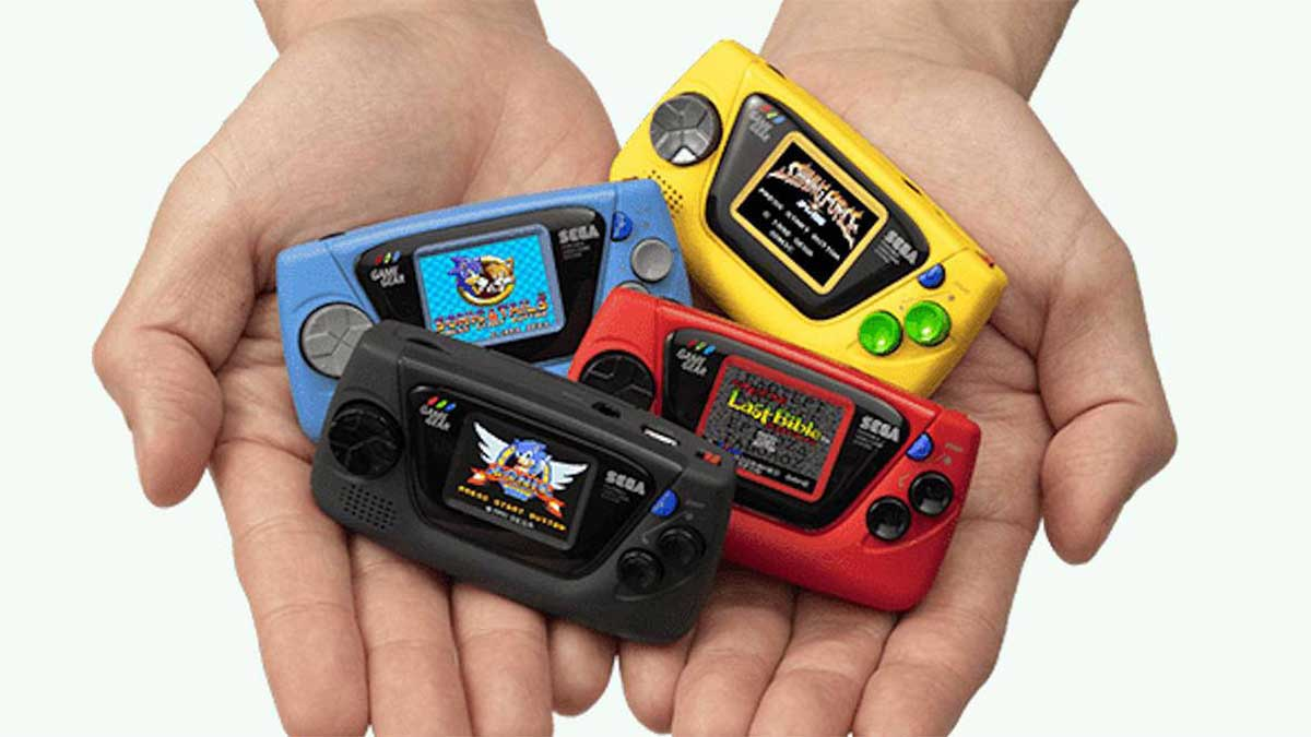 Game Gear Mini