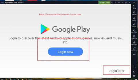 Nox player android emulator step by step installation guide from A-Z for beginners-7