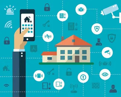 Internet of things ,home Automation