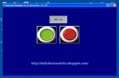 Hướng dẫn sử dụng lập trình chèn hình ảnh mô phỏng cho nút nhấn trên màn hình cảm ứng HMI Delta B07S411