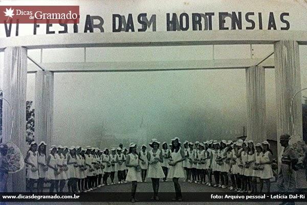 Festa das Hortênsias em Gramado/RS
