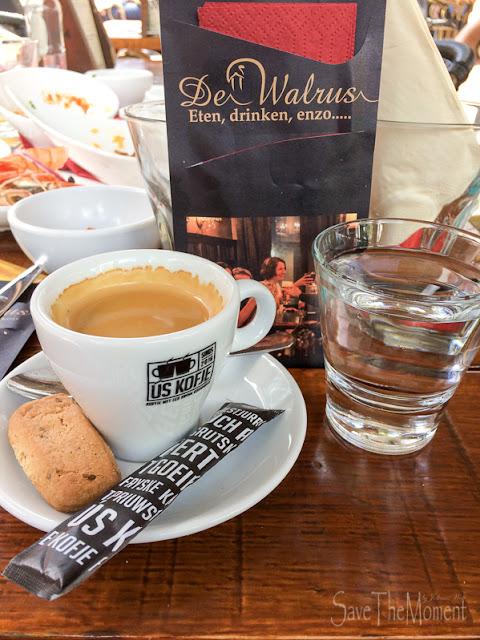 Espresso De Walrus in Sneek, Niederlande