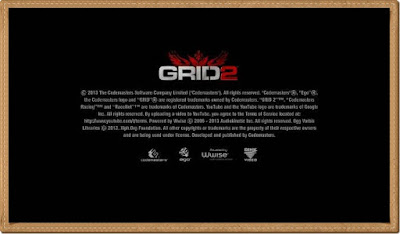 GRID 2 Games for windows