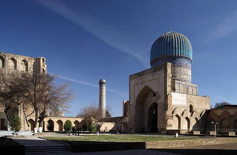 Cathedral Mosque Bibi-Khanym