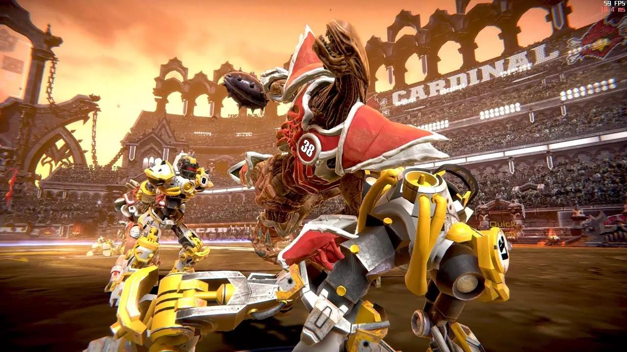 Mutant Football League Dynasty Edition game screenshots