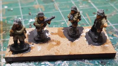 Early War German Infantry picture 2