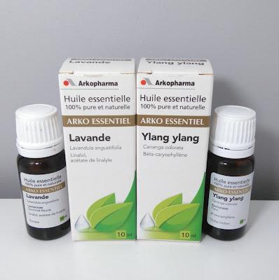 huile essentielle, laboratoires arkopharma, HE, lavande ylang ylang, bullelodie