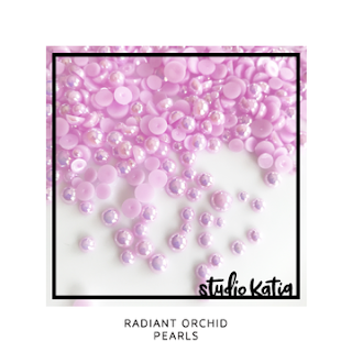 RADIANT ORCHID PEARLS