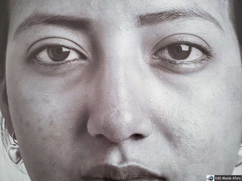 Povos pré-colombianos no Museu Chileno de Arte Pré-colombiana em Santiago