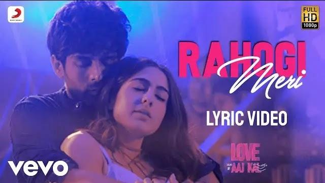 Rahogi Meri Lyrics | Love Aaj Kal songs Lyrics