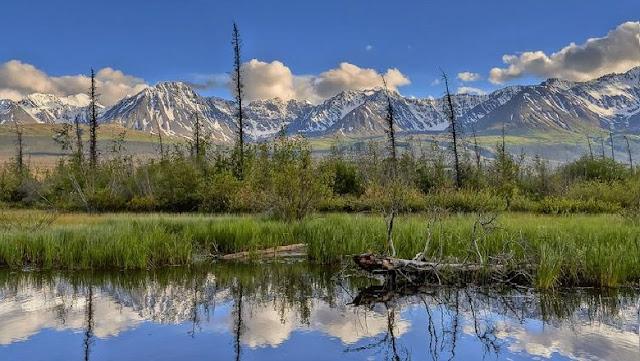 جبل لوغان أكبر أعلى جبل في كندا وثاني أعلى قمة جبلية في أمريكا الشمالية